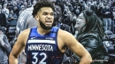 NBA players flock to support Karl-Anthony Towns' mom amid coronavirus diagnosis