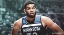 Timberwolves release statement in show of support for Karl-Anthony Towns, mom