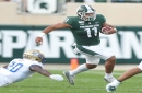 Michigan State football's Connor Heyward will be running back, new OC says