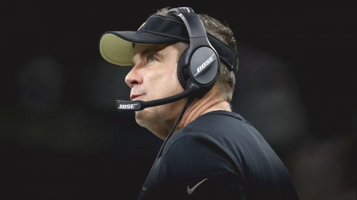 Saints coach Sean Payton reportedly 'cleared' by doctors