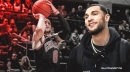 Bulls' Zach LaVine re-watches career-high 49-point night amid coronavirus suspension