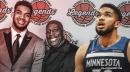 Karl-Anthony Towns' father 'recovering well' from coronavirus