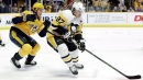Penguins' Sidney Crosby OK if NHL resumes with playoffs