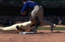 Virtual Brewers beat Virtual Cubs on Opening Day, 6-3