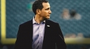 Eagles GM Howie Roseman opens up about lack of moves at WR