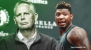 Celtics guard Marcus Smart's social distancing PSA prompts hilarious observation from Danny Ainge