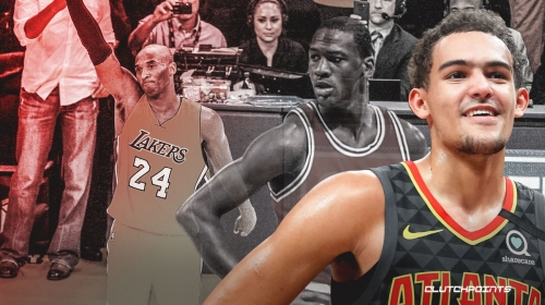 Hawks' Trae Young hints of potential sneaker deal