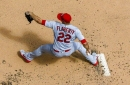 Simulation domination: Goold's Cardinals routed late by Hochman's Reds in 'season opener'