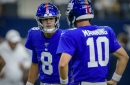 Eli Manning: Daniel Jones' second-year jump could be interrupted
