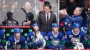 Canucks' Green explains how Pettersson and Hughes have become franchise cornerstones