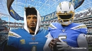 Chargers' Tyrod Taylor is working out with Cam Newton
