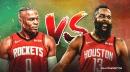 What Russell Westbrook vs. James Harden 1-on-1 battle would look like, per PJ Tucker
