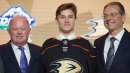 Ducks sign 2019 first-round pick Trevor Zegras to entry-level deal