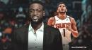 Dwyane Wade gushes over Devin Booker: 'Straight bucket'