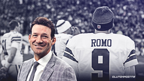Tony Romo won't reveal details about his contract with CBS