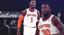 Knicks' Julius Randle, Bobby Portis team up for COVID-19 relief in New York