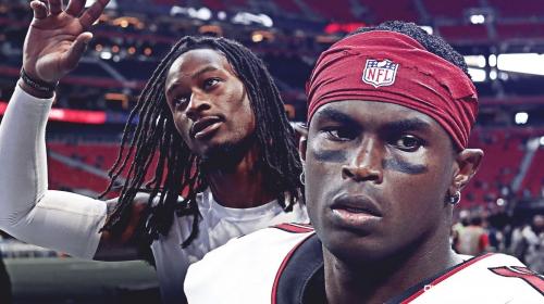 Falcons' Julio Jones heavily recruited Todd Gurley