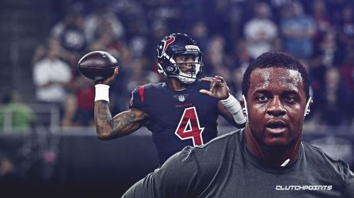 Randall Cobb reveals how Deshaun Watson sold him on the Texans
