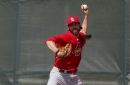 Cardinals' Miller helps forge agreement with owners and continues progress with his arm