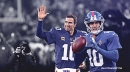 Eli Manning shares his thoughts on the Giants' offseason moves