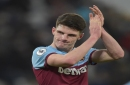 Declan Rice: Paul Merson urges Arsenal to sign Declan Rice ahead of Chelsea