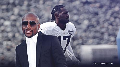 Floyd Mayweather slams NFL, defends Antonio Brown's off-field issues