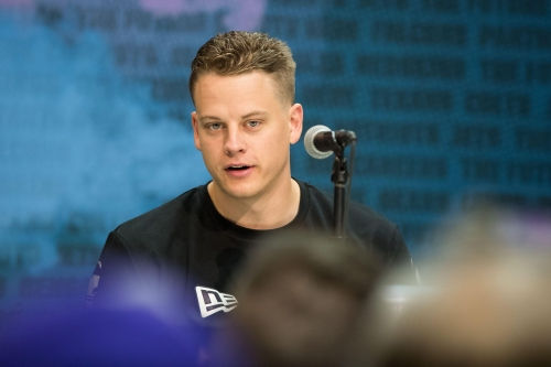 Cincinnati Bengals have 'no reservations' about Joe Burrow's skills translating to the NFL