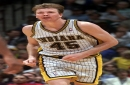 Former foe of Pacers center Rik Smits once battled Larry Bird for collegiate scoring title