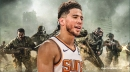 Devin Booker recalls moment he found out season was suspended while playing Call of Duty