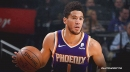 Devin Booker admits NBA suspension has been 'weird' for him