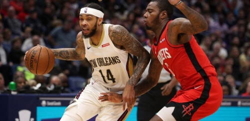 NBA Rumors: Brandon Ingram Could Form Hawks' 'Big Three' With Trae Young And John Collins In 2020 Free Agency