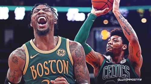 Celtics' Marcus Smart reveals he's cleared of coronavirus