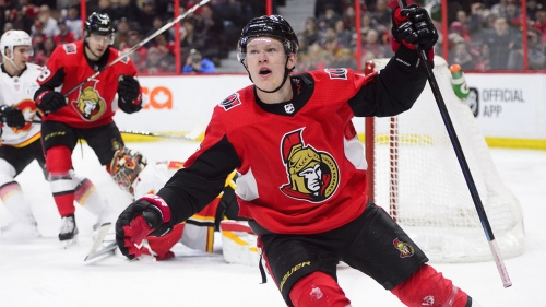 Tkachuk says Senators who tested positive for COVID 19 are 'doing well'