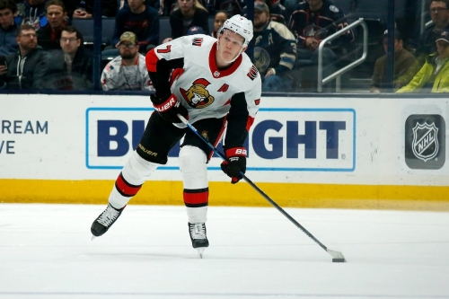 Senators' Tkachuk says teammates who tested positive for COVID-19 are 'doing well'