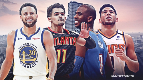 Stephen Curry, Chris Paul, Trae Young among stars joining forces for COVID-19 relief