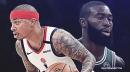 Celtics' Isaiah Thomas reminds Jaylen Brown about epic rookie prank
