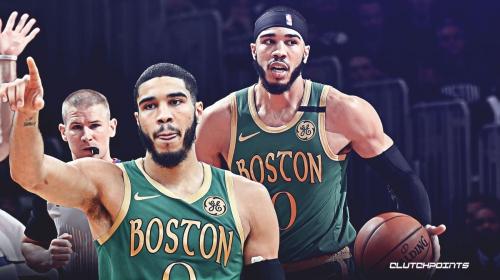 Celtics' Jayson Tatum details 'scary' time while waiting for coronavirus test result
