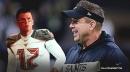 Saints coach Sean Payton reacts to Tom Brady signing with Bucs