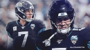 Bears' Nick Foles trade with Jaguars becomes official
