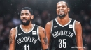 Rumor: Nets' Kevin Durant-Kyrie Irving duo attractive to 'a number of veterans' in free agency