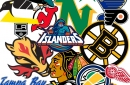 NHL Logo Bracket Challenge: Second 16 Of The Round Of 32