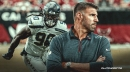 Titans coach Mike Vrabel shares his thoughts on Jadeveon Clowney