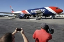 Patriots use team plane to help Mass., fly N95 in from China
