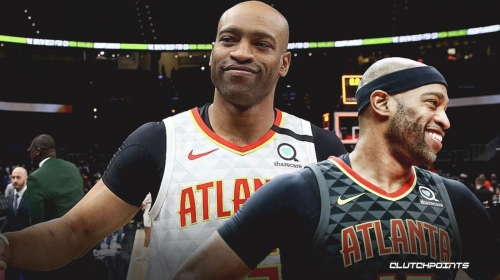 Hawks' Vince Carter feels good about how NBA career ended if season is over