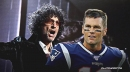 Tom Brady claims he'll 'let loose' during Howard Stern appearance