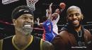 Video: Stephen Jackson jokes that Chris Paul, DeAndre Jordan should be in jail for murdering Brandon Knight