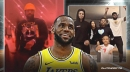 Video: LeBron James is having so much fun with his kids on TikTok