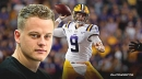 Joe Burrow responds to LSU pro day being cancelled
