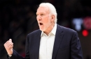 On This Day: Spurs coach Gregg Popovich sets the record for quickest ejection