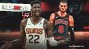 Deandre Ayton gushes over how 'OP' Zach LaVine is in NBA 2K20